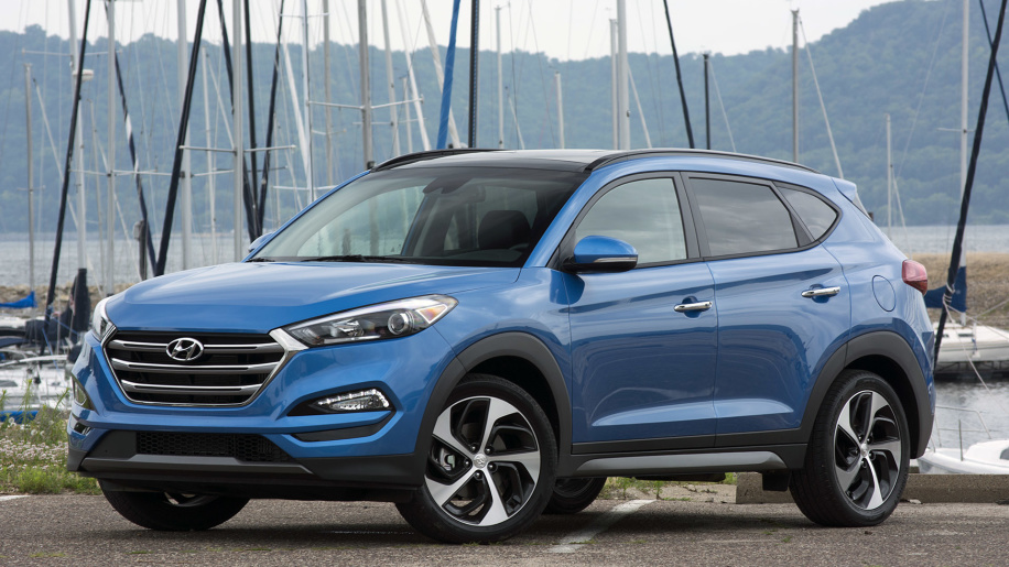 Hyundai Tucson N would be a hot hatch on crossover stilts