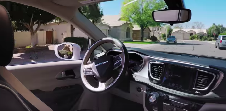 Waymo video shows you what it's like to ride in a truly driverless car