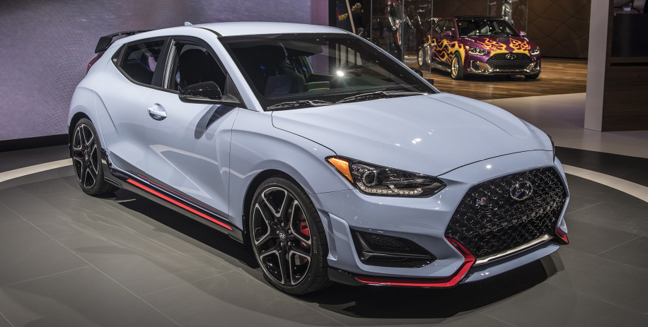 Hyundai i30 N, so probably Veloster N, to get dual-clutch transmission