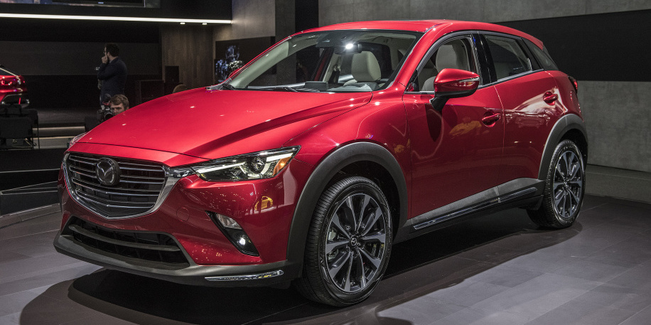 2019 Mazda CX-3 crossover updated with a tad more power and refinement