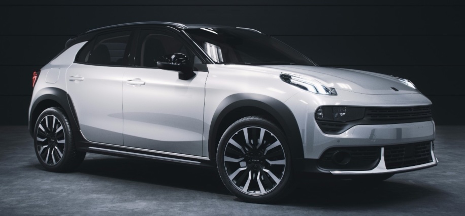 Lynk & Co reveals 02 crossover hatchback and European sales plans