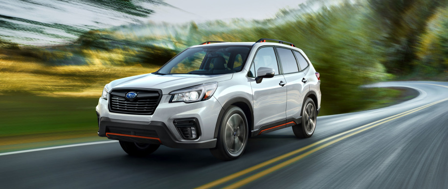 Was the old one better? 2019 Subaru Forester joined by past generations