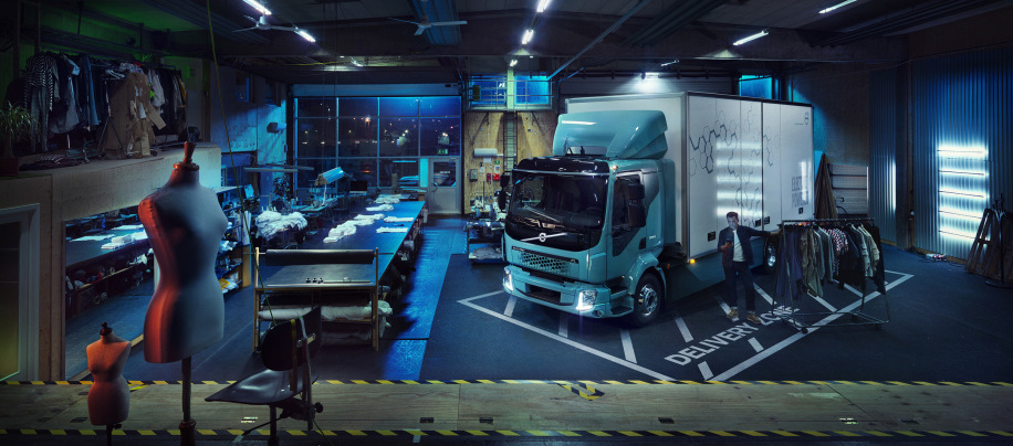Volvo Trucks plans to share electric truck battery tech across brands