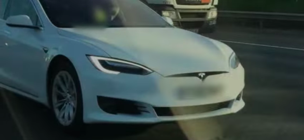 Tesla driver banned from road for leaving his seat while on Autopilot