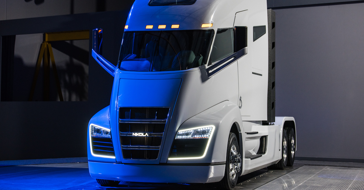 Nikola Motor sues Tesla, mentions staggering dollar amount