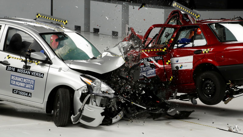 New cars are safer than old cars, sure, but NHTSA shows by how much