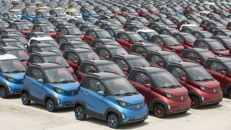 GM China doubles the number of electric models in the works