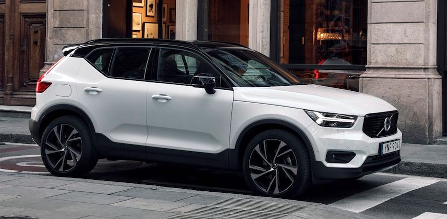 Volvo sets goal of 25 percent recycled plastics in cars from 2025