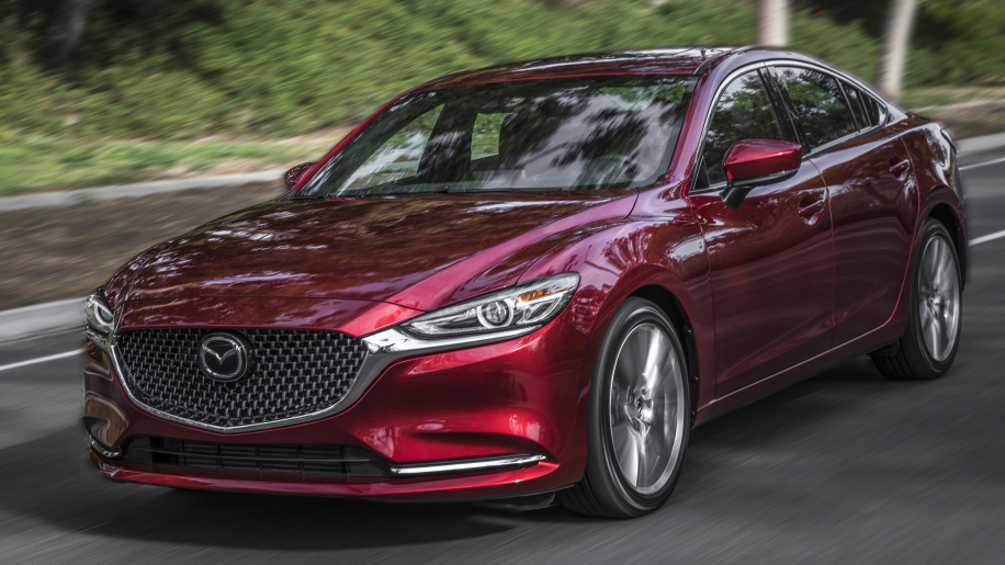 Mazda6 sees gains in ugly month for midsize sedans