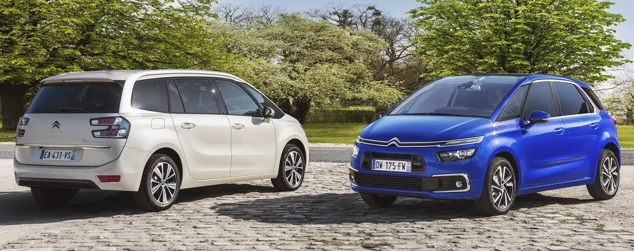 Citroen Grand C4 SpaceTourer в Израиле