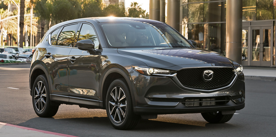 2018 Mazda CX-5 is the only IIHS Top Safety Pick Plus compact crossover