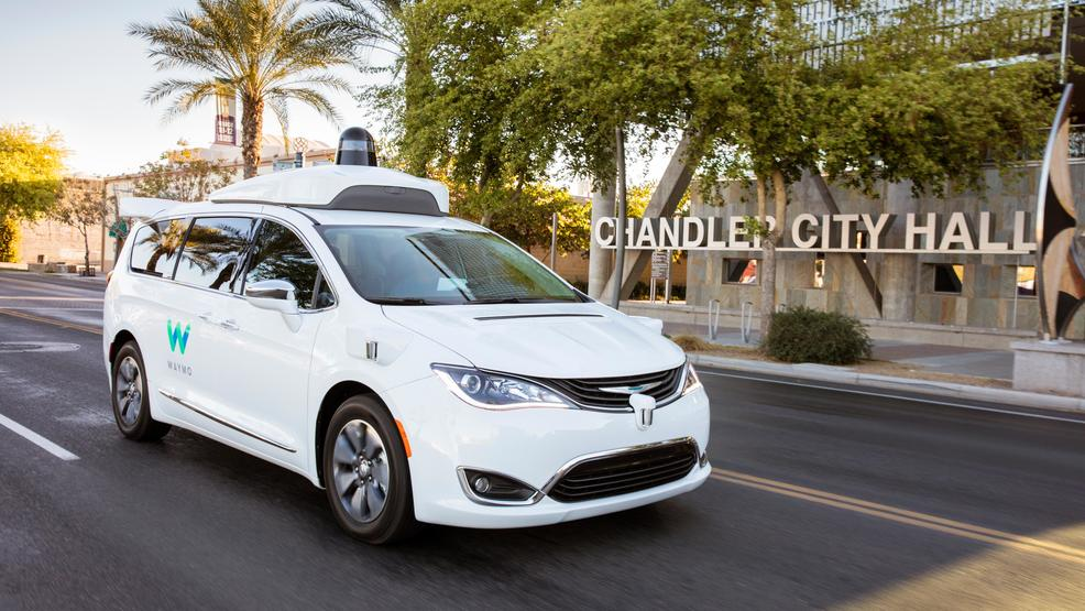 Waymo's autonomous vehicles are driving 25,000 miles every day