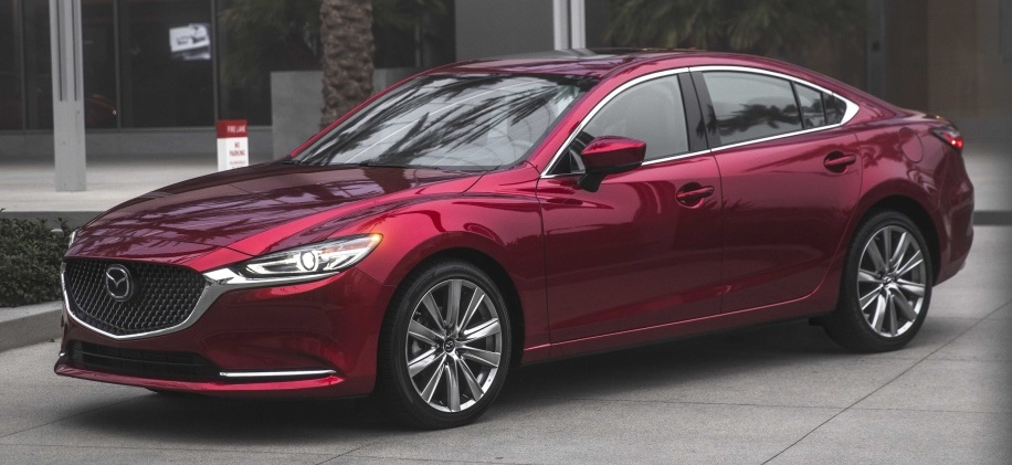 The 2018 Mazda6 also snags top IIHS safety rating