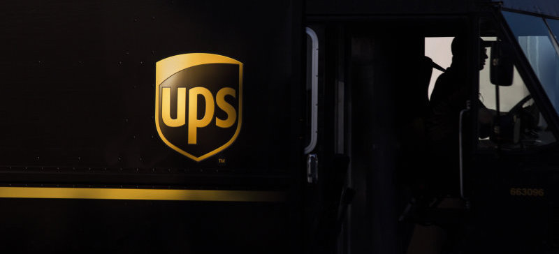 UPS partners with L.A.-based startup Thor on electric delivery truck