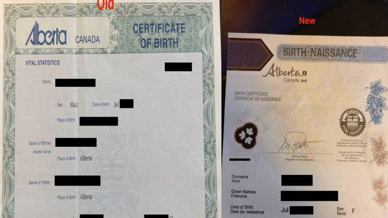 'I am now a woman': Man changes birth certificate to save on car insurance