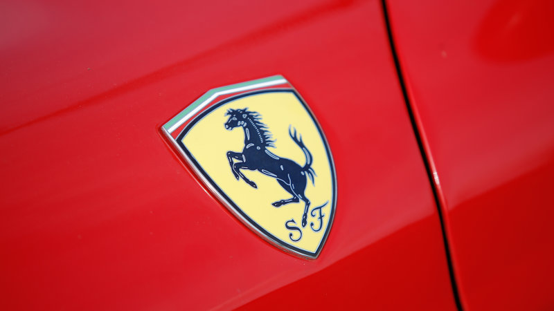 Ferrari stock falls after new CEO calls Marchionne's goals 'aspirational'