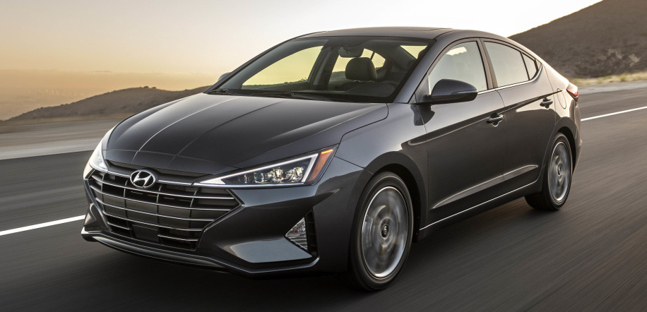 2019 Hyundai Elantra gets angular new styling, safety options