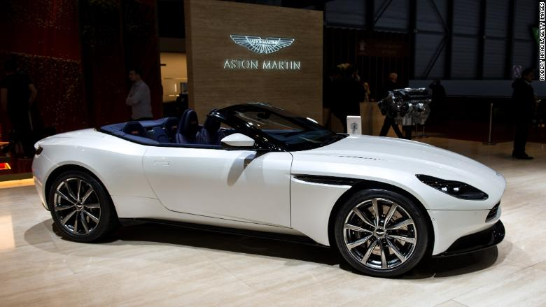Aston Martin close to IPO on the London Stock Exchange