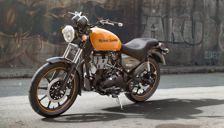 Royal Enfield Goes All the Way with Big Bore Bikes