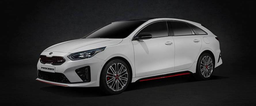 2019 Kia ProCeed Debuts As Shooting Brake With Sporty GT Version