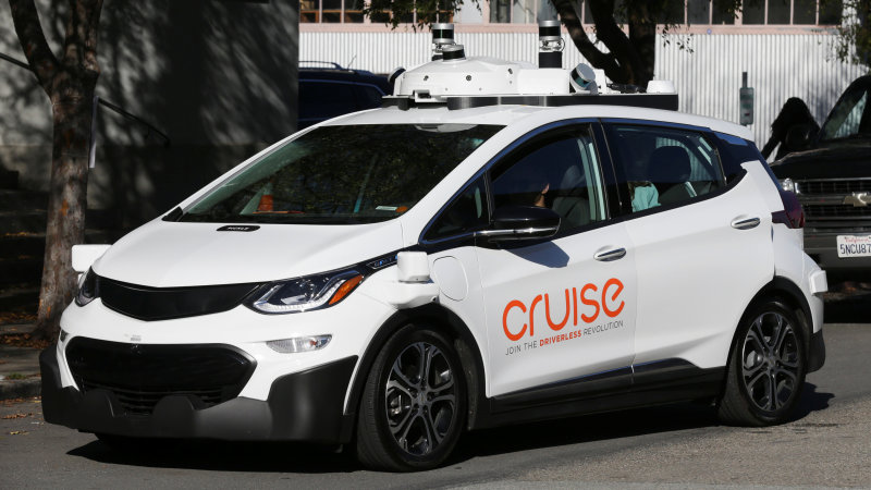 Honda investing $2.75 billion in GM Cruise to build self-driving car