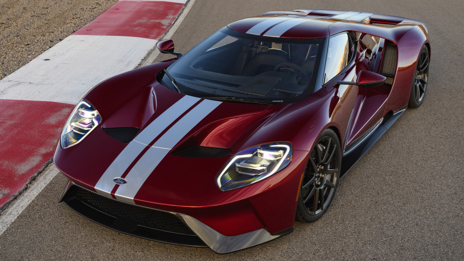 2017-2018 Ford GT recalled for fire risk
