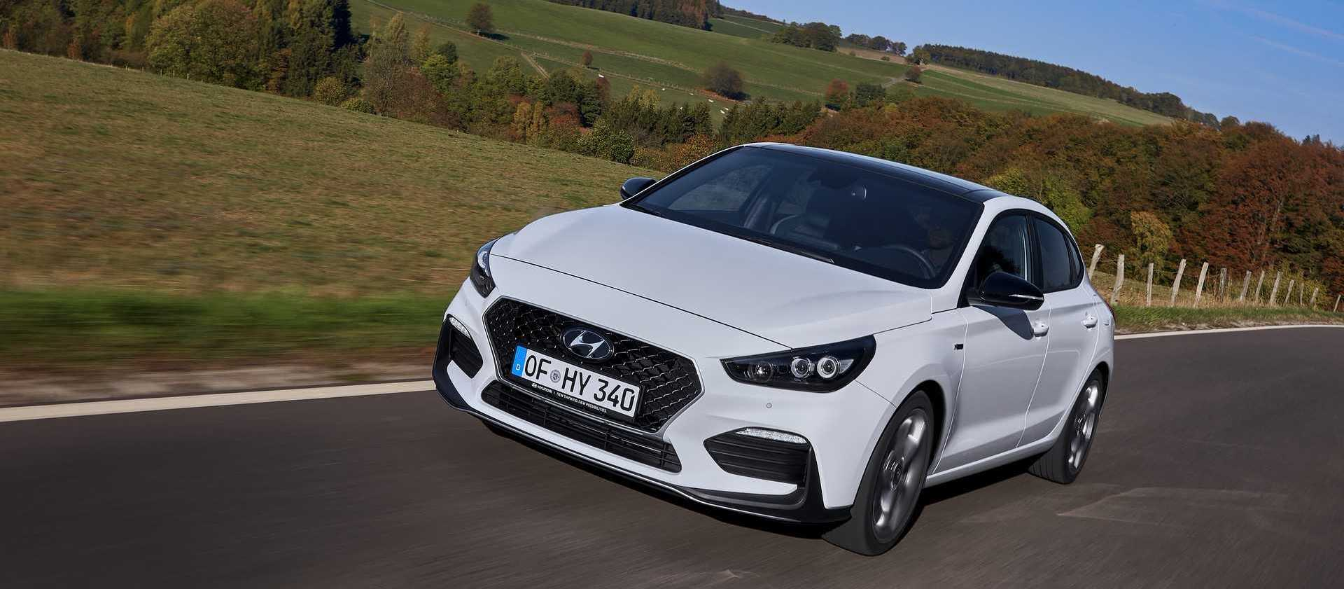 Hyundai i30 Fastback N Line Revealed With Sporty Looks