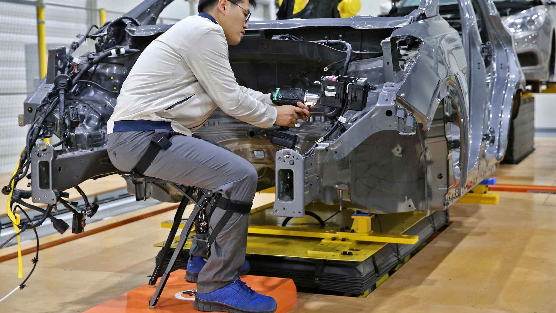 Hyundai, Kia Expand Robotics Venture Beyond Wearable Tech