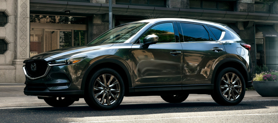 2019 Mazda CX-5 fuel economy takes a hit with new turbocharged engine