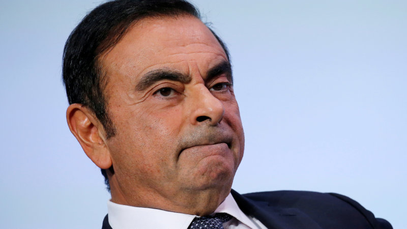 Renault board names Ghosn stand-ins, as tensions with Nissan increase