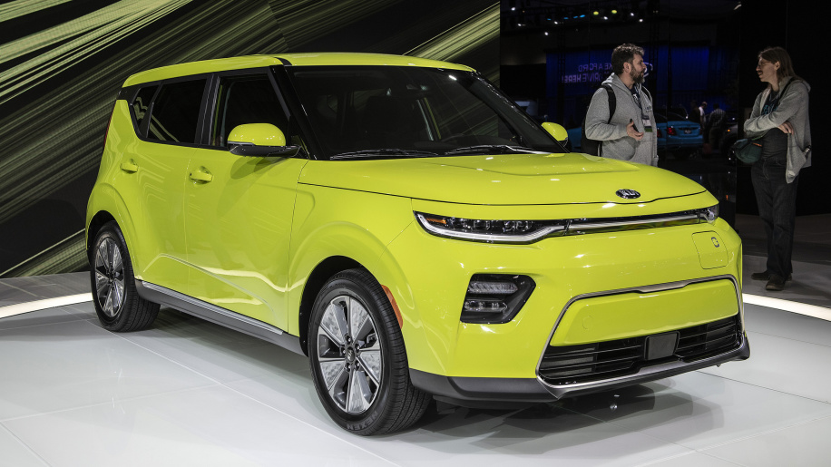 2020 Kia Soul gets funkier and adds a long-range Soul EV