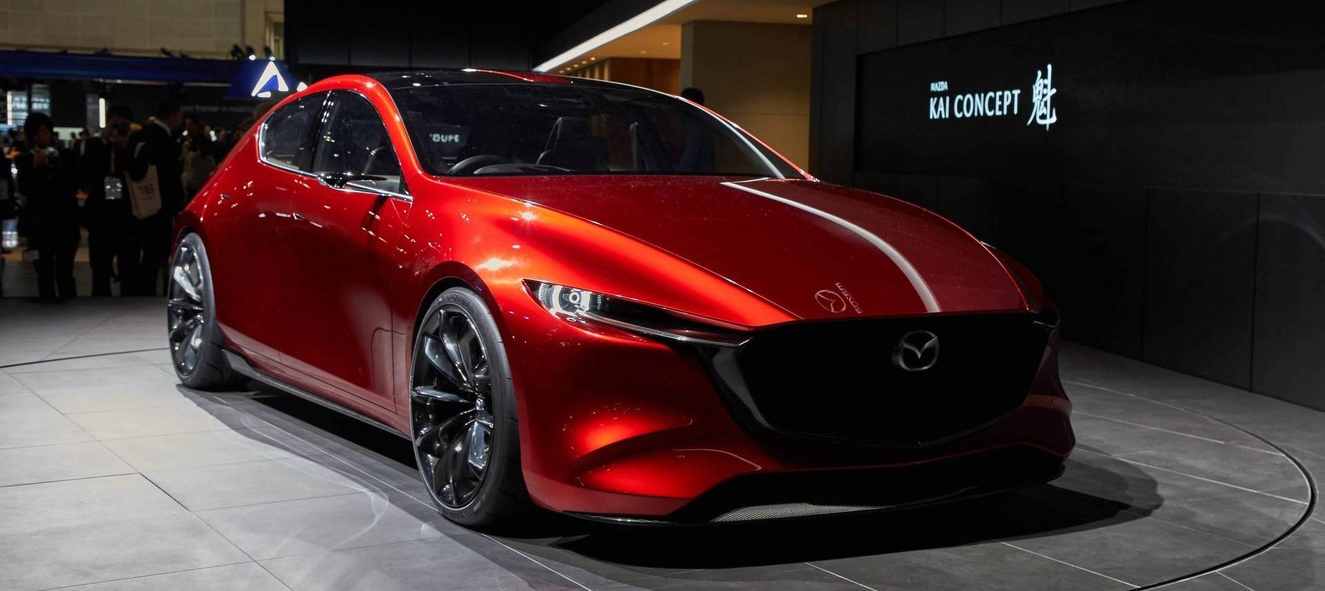 The redesigned 2019 Mazda3 moves way upscale