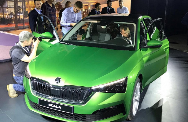 2019 Skoda Scala Revealed To Rival VW Golf And Ford Focus