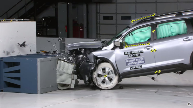 Japanese and Korean cars dominate IIHS safety picks — double last year