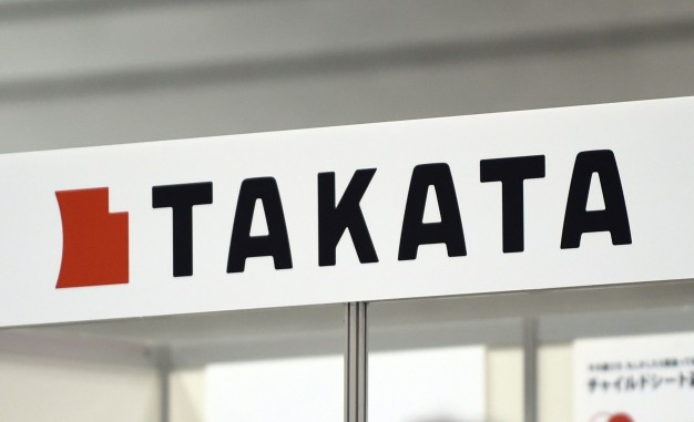 Toyota recalls another 1.7 million vehicles over Takata airbag inflators