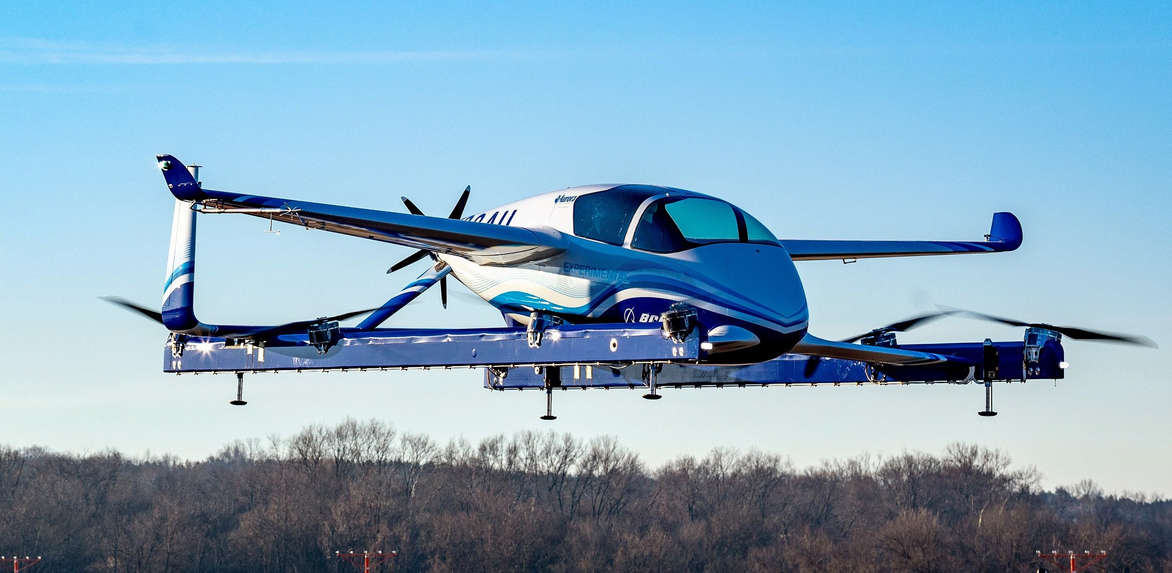Boeing 'flying car' is for real, makes its first takeoff and landing