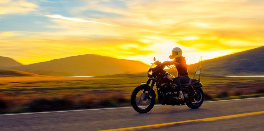Science Proves Riding A Motorcycle Is Good For You. Seriously.