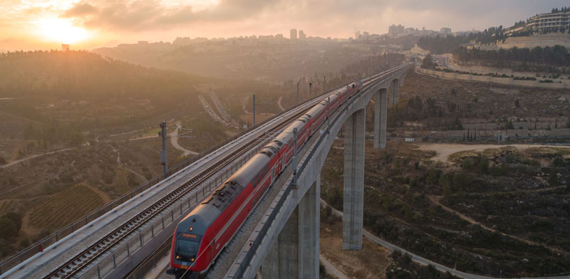 Fault closes Jerusalem rail link for most of Wed