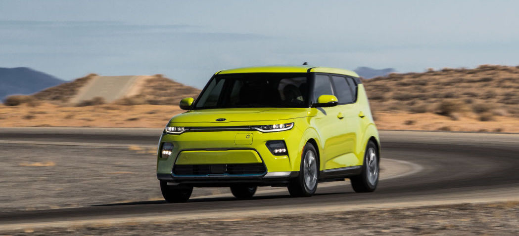 2020 Kia Soul EV earns 243-mile EPA range rating