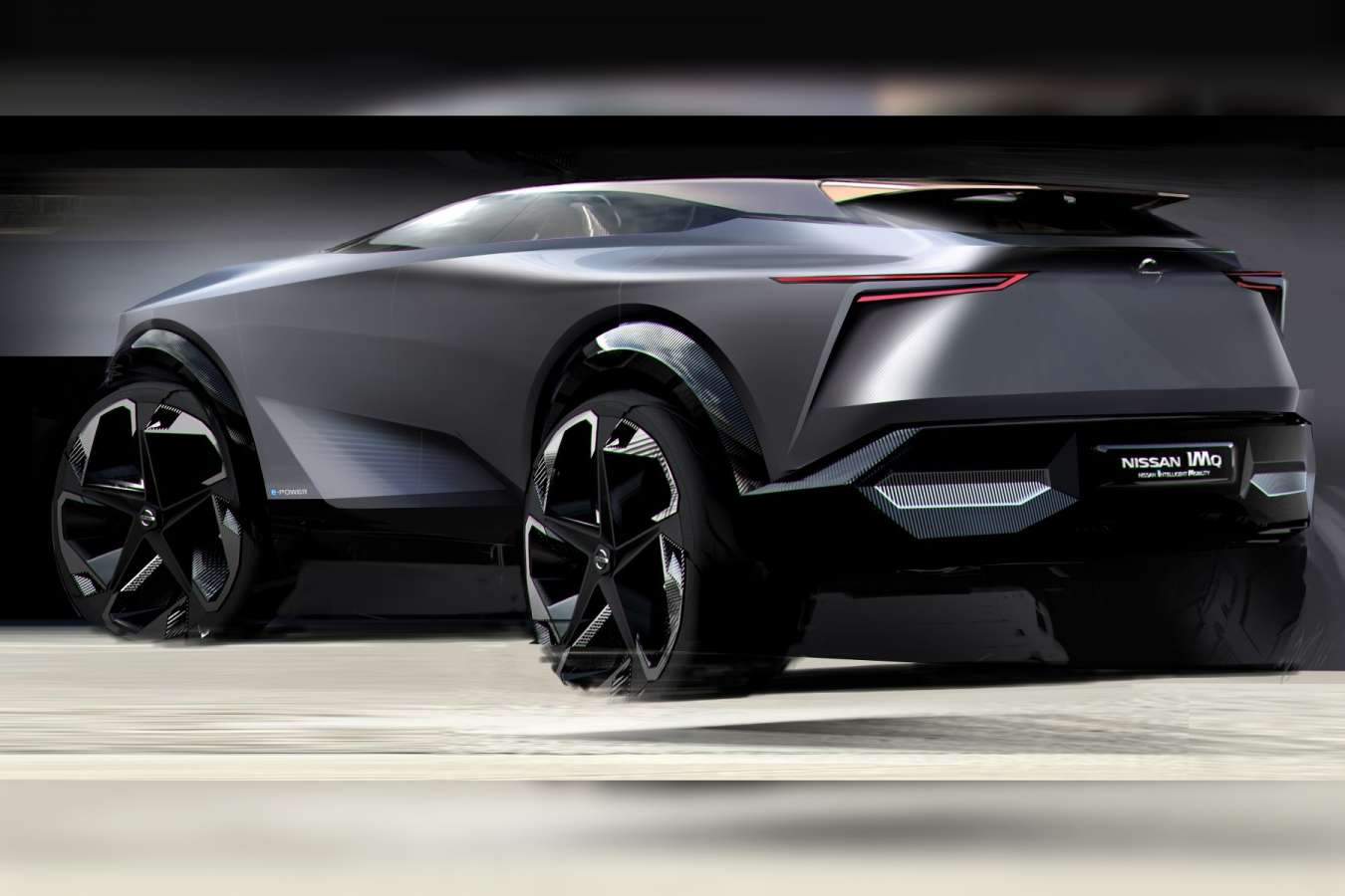 Nissan IMQ EV crossover concept set to debut next week in Geneva