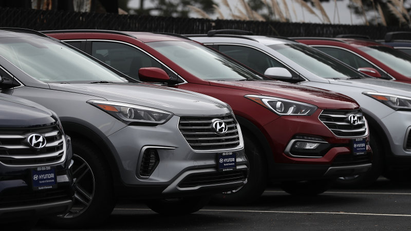 Hyundai, Kia add to 2.4 million cars recalled in U.S. over fires, engines