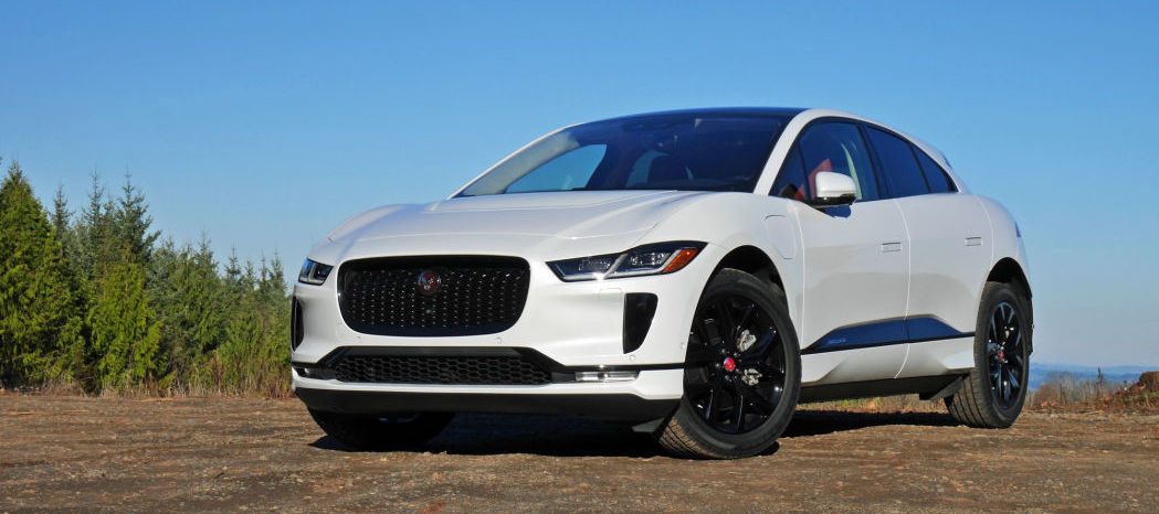 Electric Jaguar I-Pace wins Car of the Year in Europe