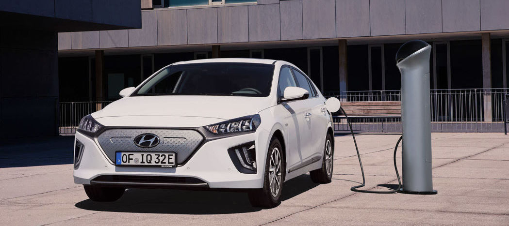 Hyundai Ioniq Electric gets a bigger battery and more range