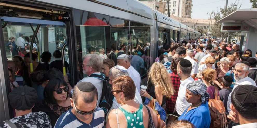 Only two bids to build Jerusalem light rail