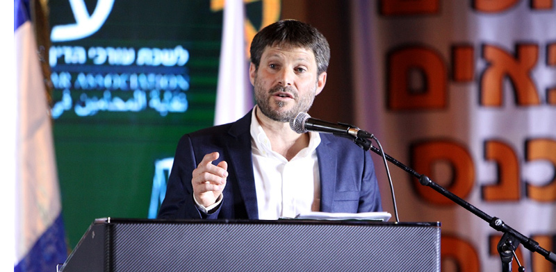 New-minted transport minister Smotrich: Sde Dov will not close