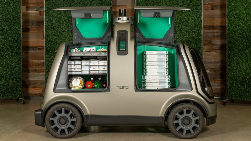 Domino's teams up with Nuro to test autonomous pizza delivery