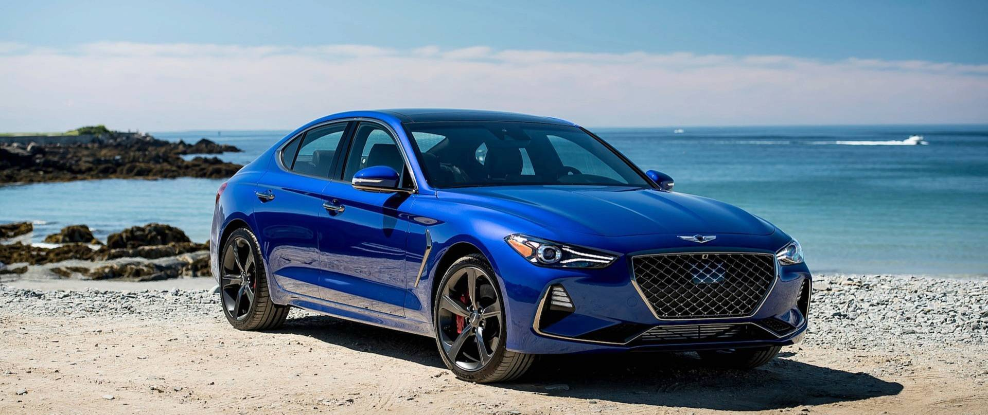 Genesis Confirms G70-Based Compact Crossover For 2021