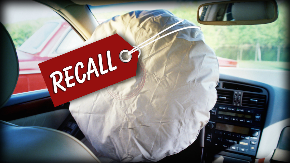 Honda to recall 1.6M vehicles, finish Takata airbag recalls early