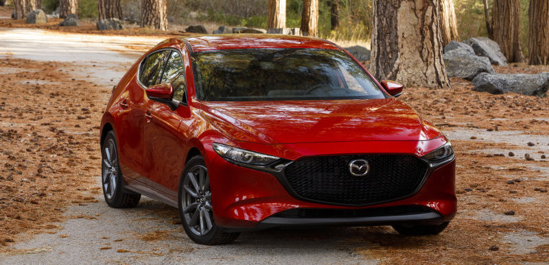 2019 Mazda 3 recalled because the wheels could fall off while driving