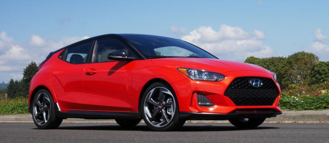 2020 Hyundai Veloster drops manual from Turbo Ultimate, adds features to R-Spec